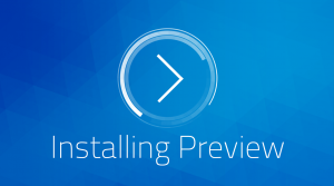 Installing-Preview
